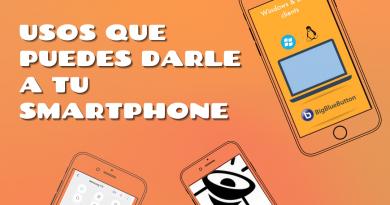 Usos para tu antiguo o actual Smartphone